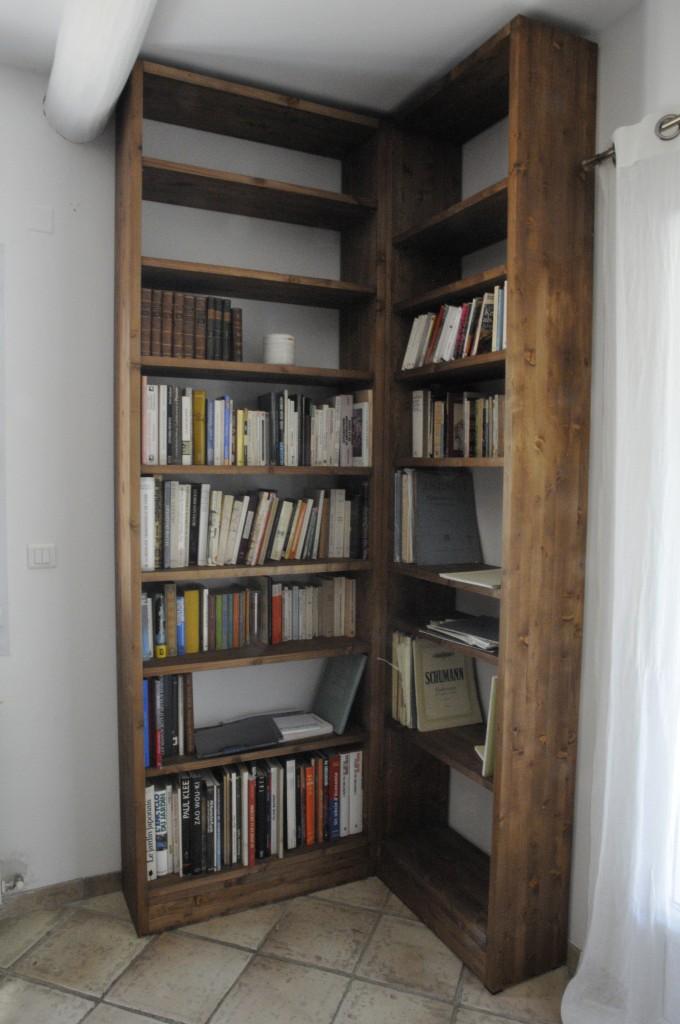 bibliothèque étagères  réglables