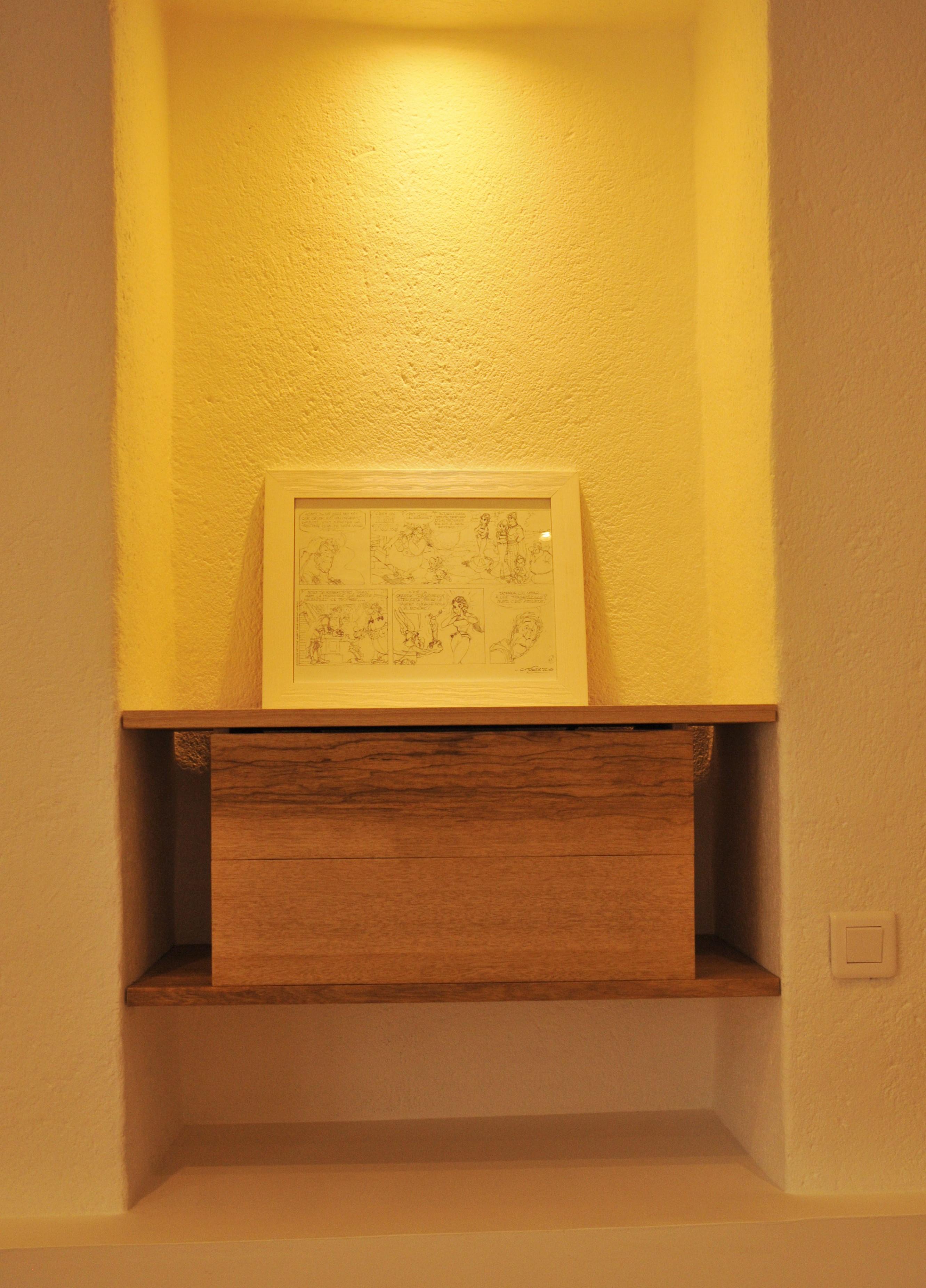 escalier biblioth que en bois et m tal int grant des. Black Bedroom Furniture Sets. Home Design Ideas