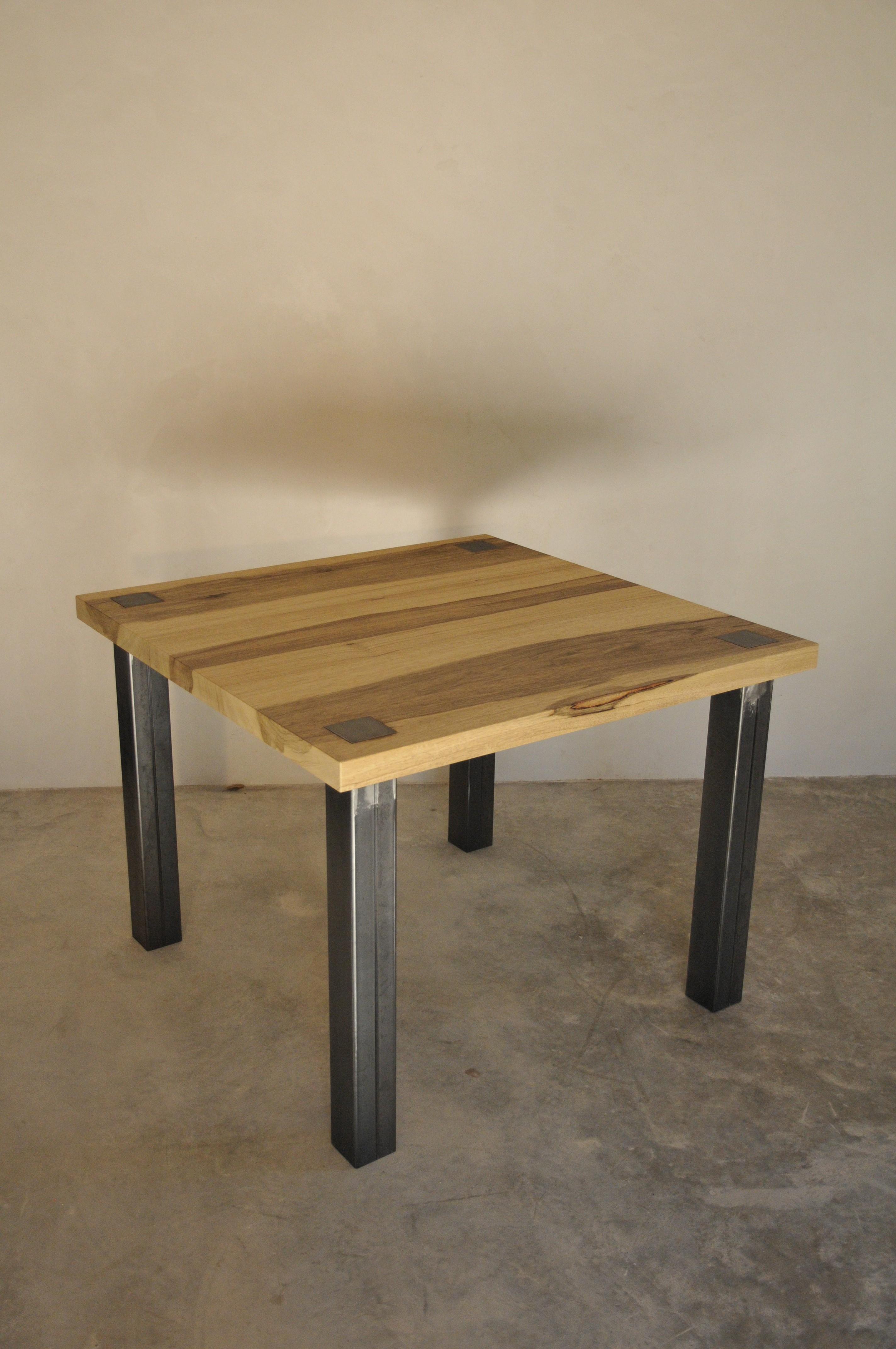 table bois metal - Ecosia